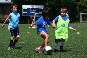 How to Become a Soccer Dribbling Master